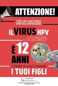 Campagna papilloma Virus